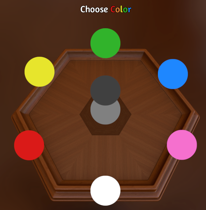 Color Selection Example
